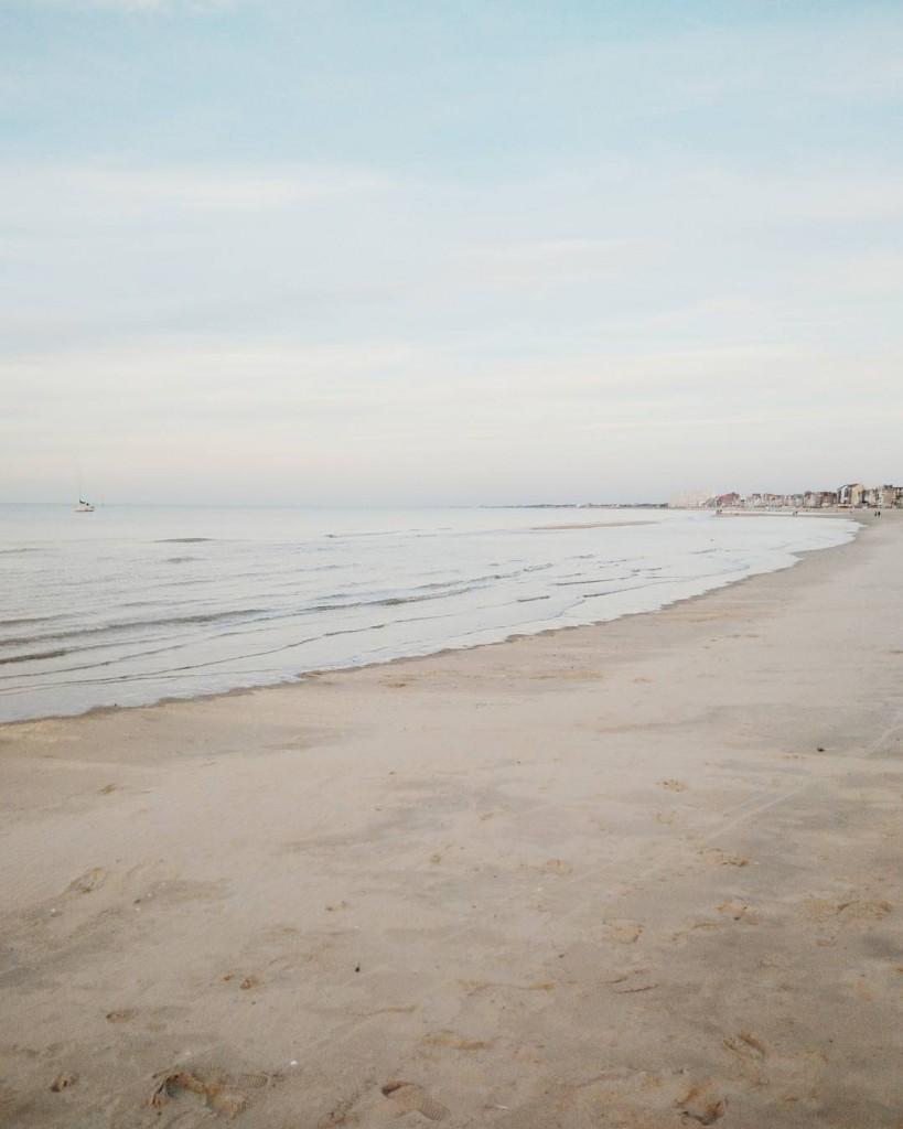 Week end au bord de la mer