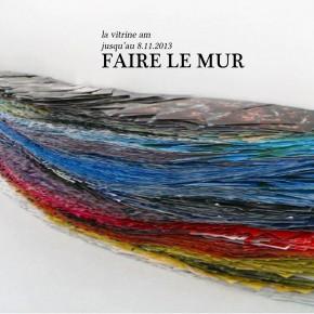 EXPO : FAIRE LE MUR