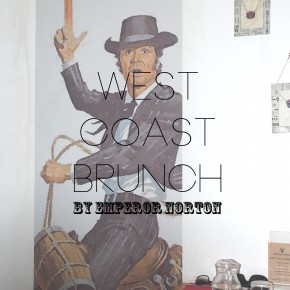 LE BRUNCH D'EMPEROR NORTON