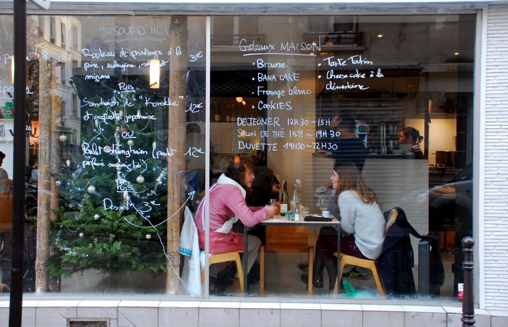 düo restaurant galerie librairie paris 10 by le polyedre 13 1024x659 DÜO : RESTO, GALERIE, LIBRAIRIE