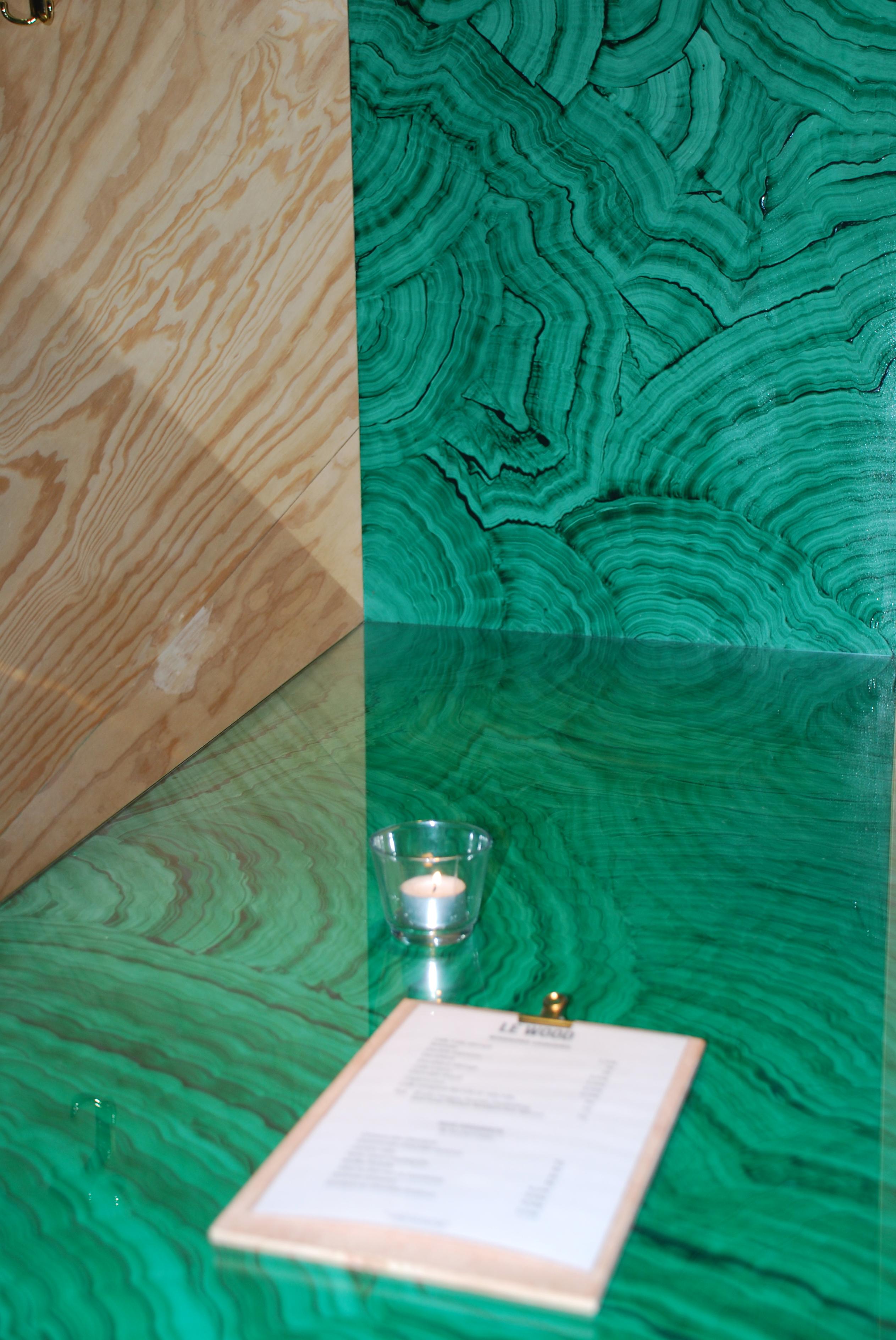Le wood une jolie planque dans le 3 me le poly dre for Dejeuner entre collegues