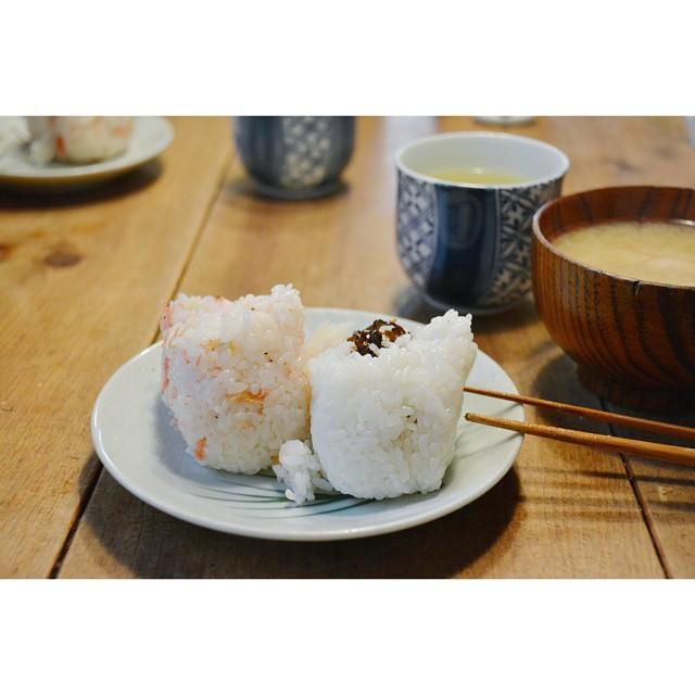 Trier ses photos et avoir envie d'onigiri