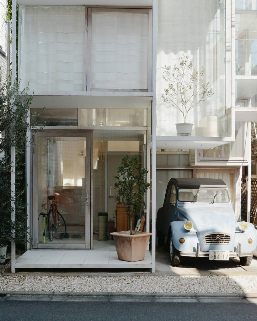 The house NA by Sou Fujimoto Architects   vscohellip
