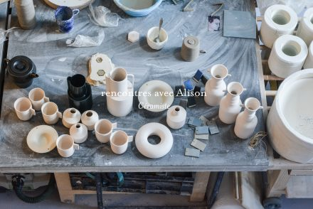 interview alison thirion ceramiste