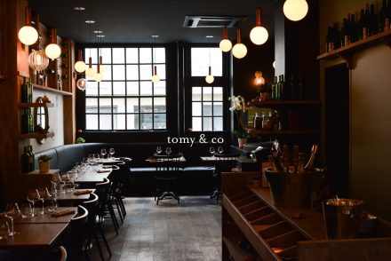 tomy and co paris restaurant