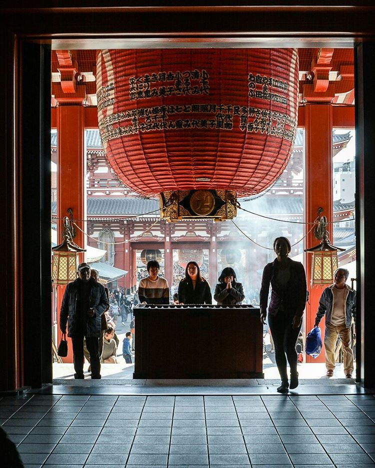 Senso ji is a Buddhist temple located in Asakusa Itshellip