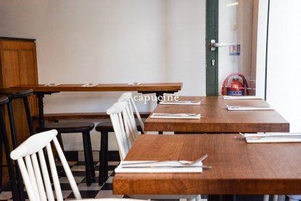 capucine restaurant paris