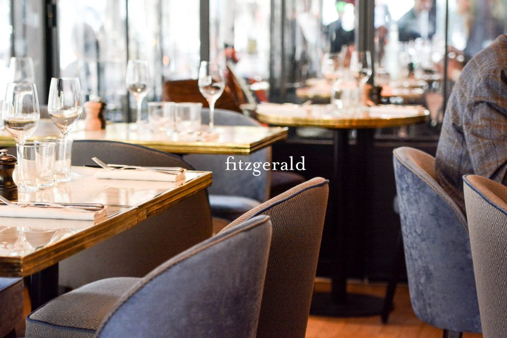 fitzgerald restaurant paris cocktails