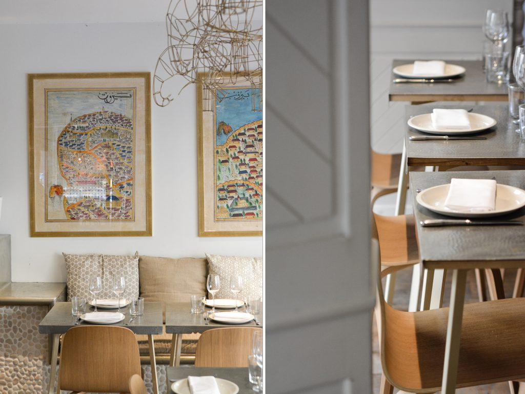 liza restaurant libanais paris