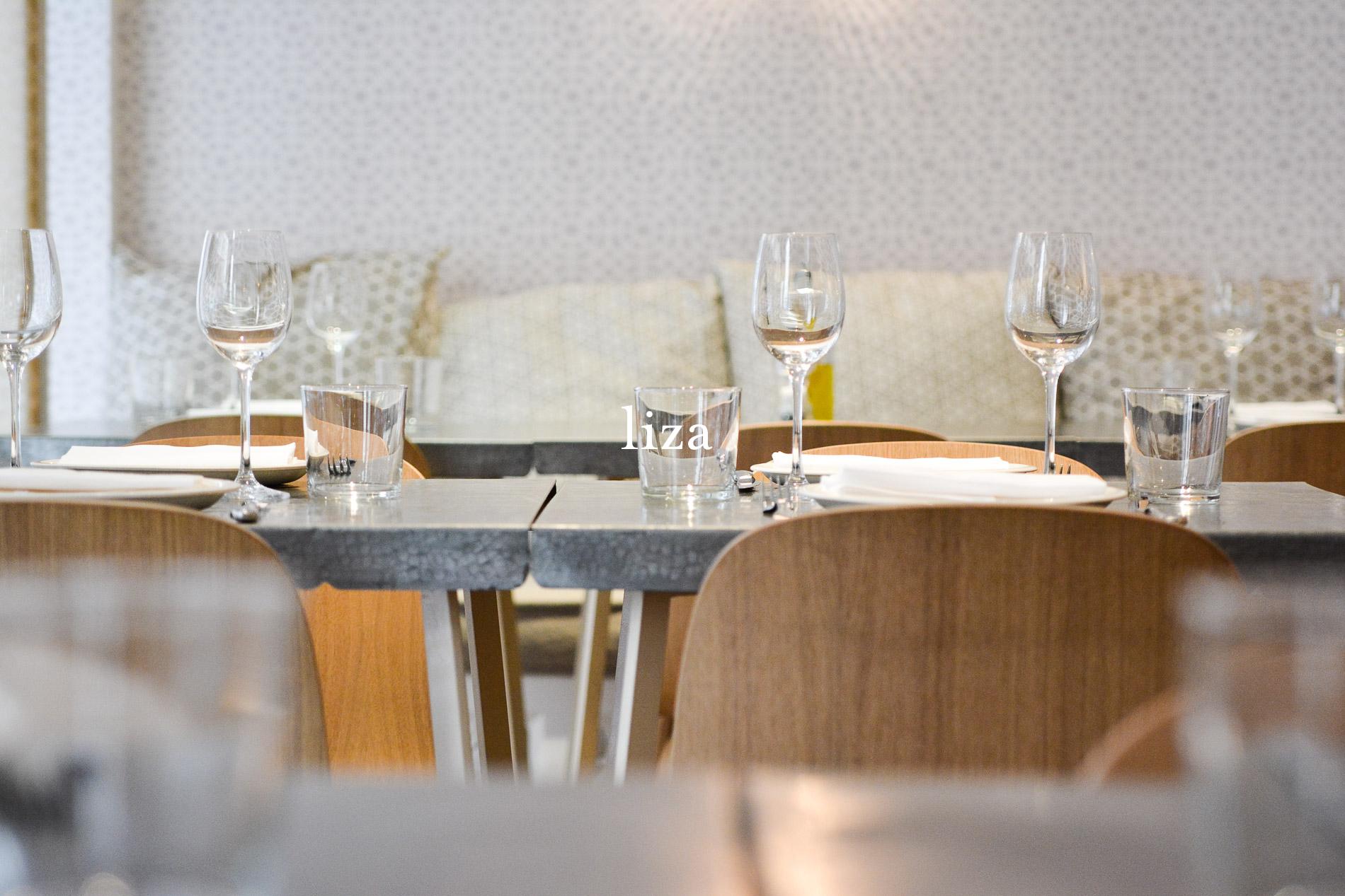 Liza le meilleur restaurant libanais de parisle polyèdre