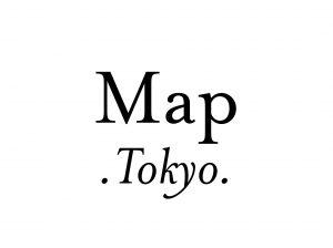 map tokyo cityguide