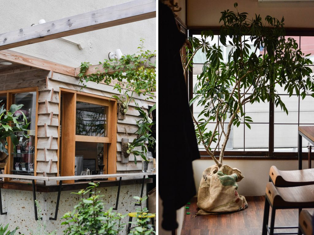 voyage tokyo cityguide coffeeshop onibus coffee
