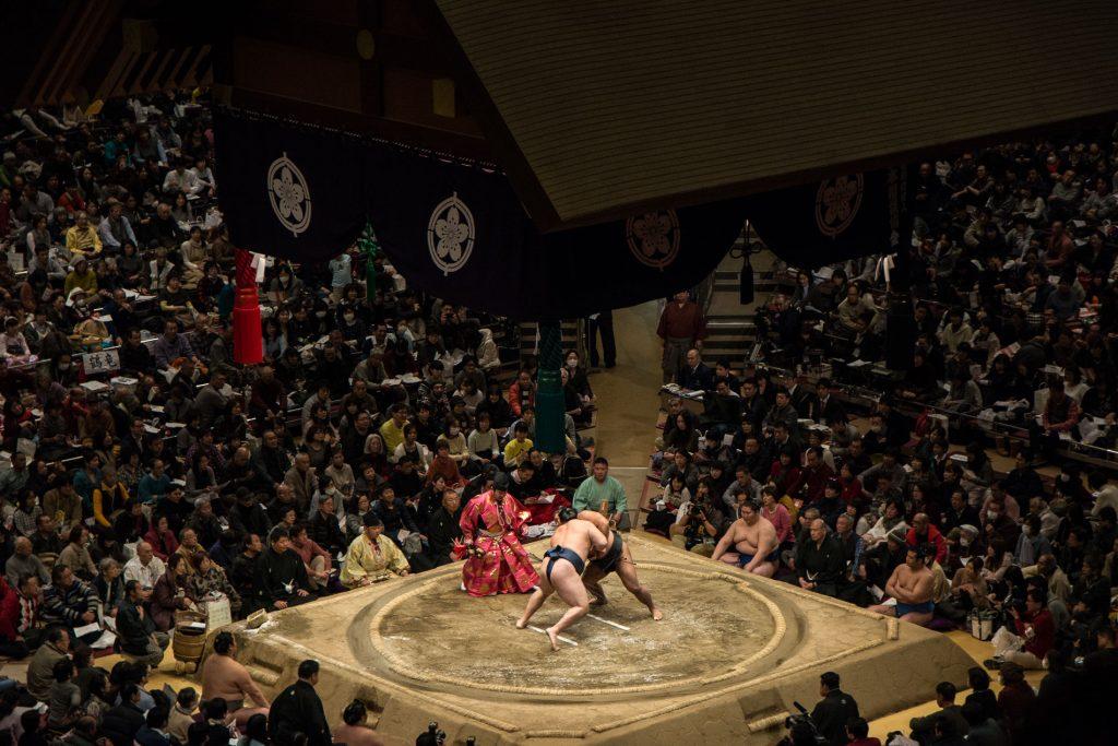 voyage japon voir tournoi sumo