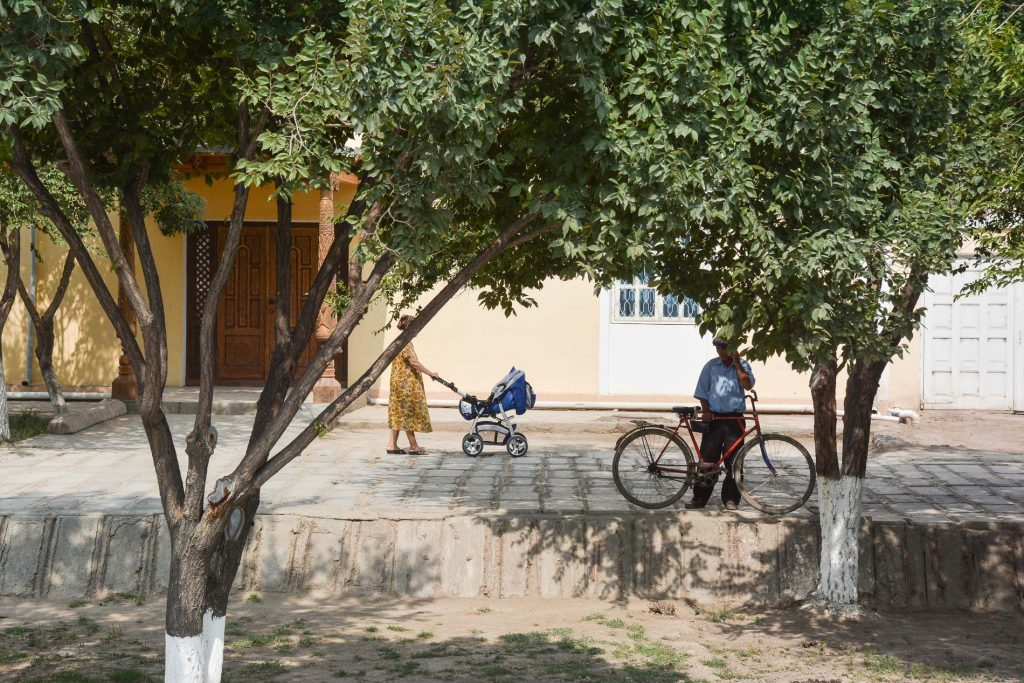 voyage ouzbekistan khiva