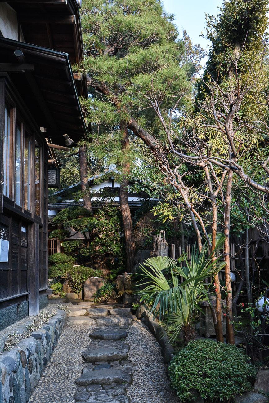 voyage a tokyo kosoan la maison traditionnelle de th cach e le poly dre. Black Bedroom Furniture Sets. Home Design Ideas