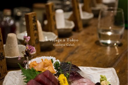 voyage tokyo restaurant izakaya galali