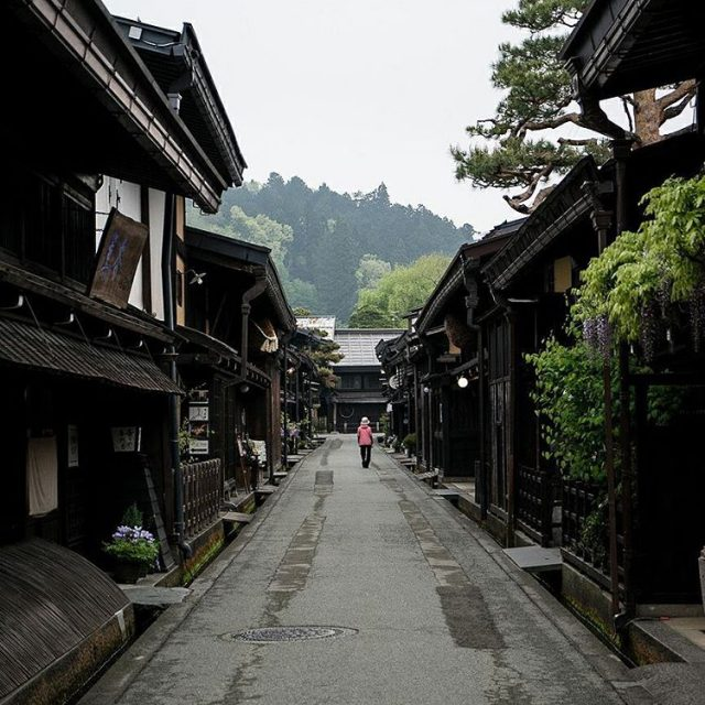 San machi the old streets is the iconic district ofhellip