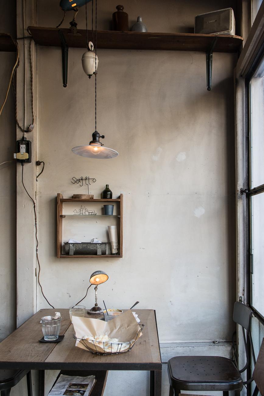le restaurant népalais Sajilo Cafe à Tokyo dans le quartier de Kichijoji