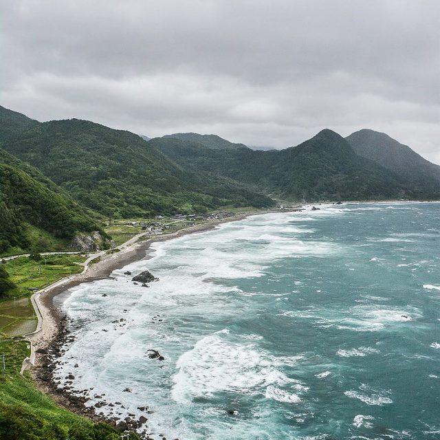 Landscape   visitjapan vsco vscocam visitsado sadoisland japon lepolyedreinjapanhellip