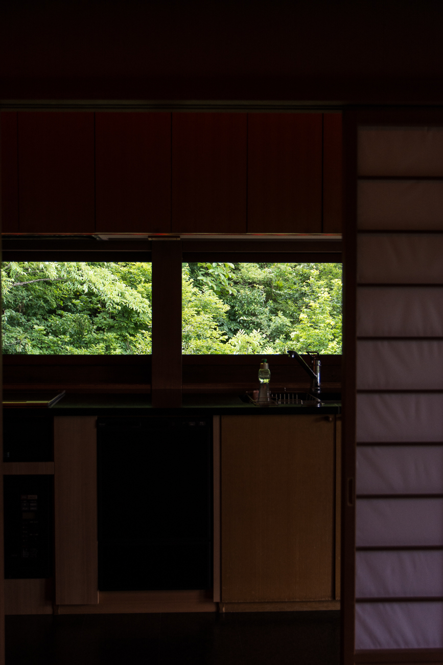 House of Light de James Turrell près de Tokamachi dans la préfecture de Niigata au Japon
