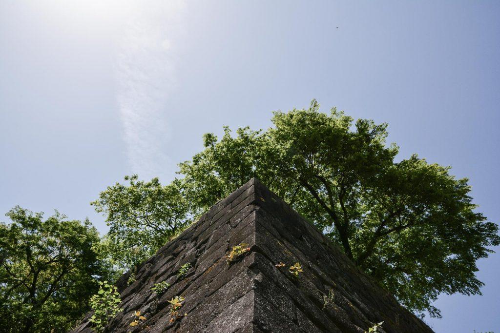 Le château de Kanazawa, dans les Alpes Japonaises