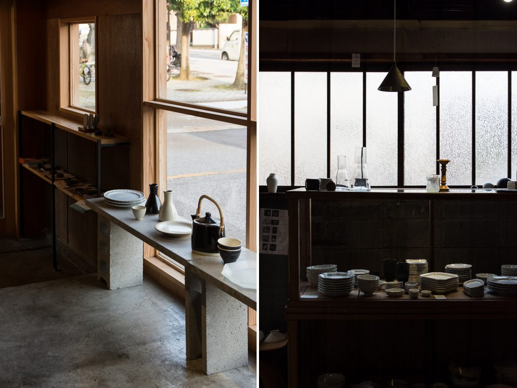 le magasin Niguramu à Kanazawa