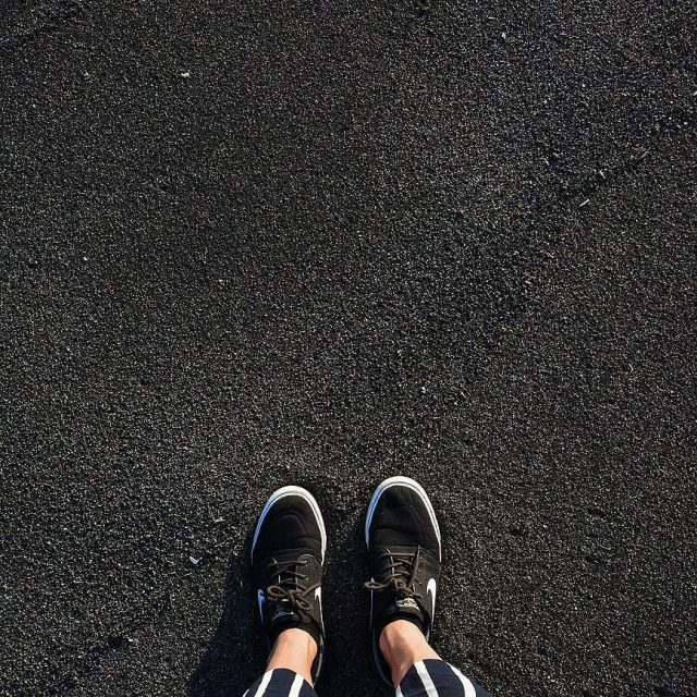 Black sand in Kagoshima Prefecture Kyushu   vsco vscocamhellip