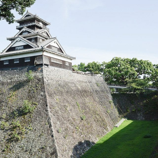 Deuxime tape de ce voyage  Kyushu  Kumamoto hellip
