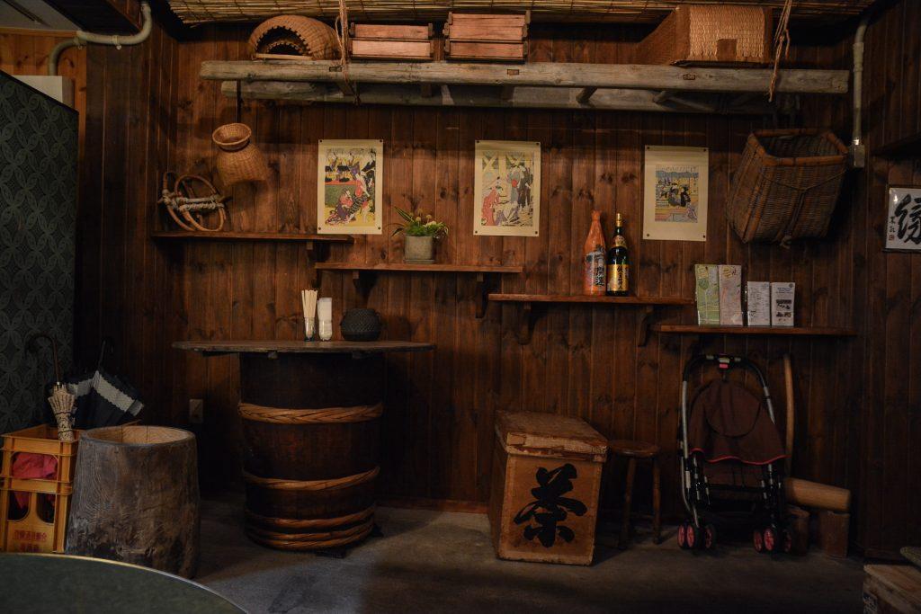 où manger en voyage à Takayama, dans les alpes japonaises, Japon