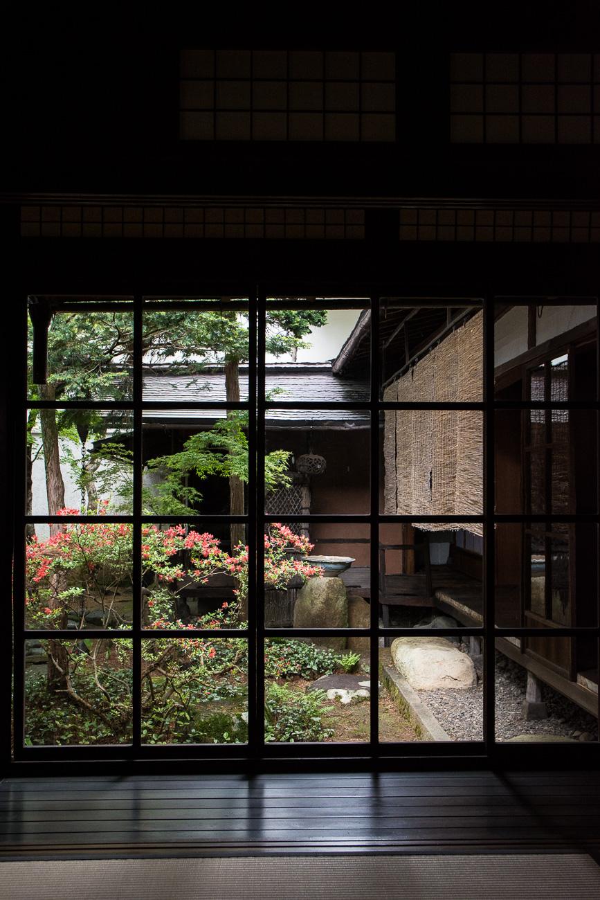 Maison Yoshijima à Takayama dans les alpes japonaises, Japon