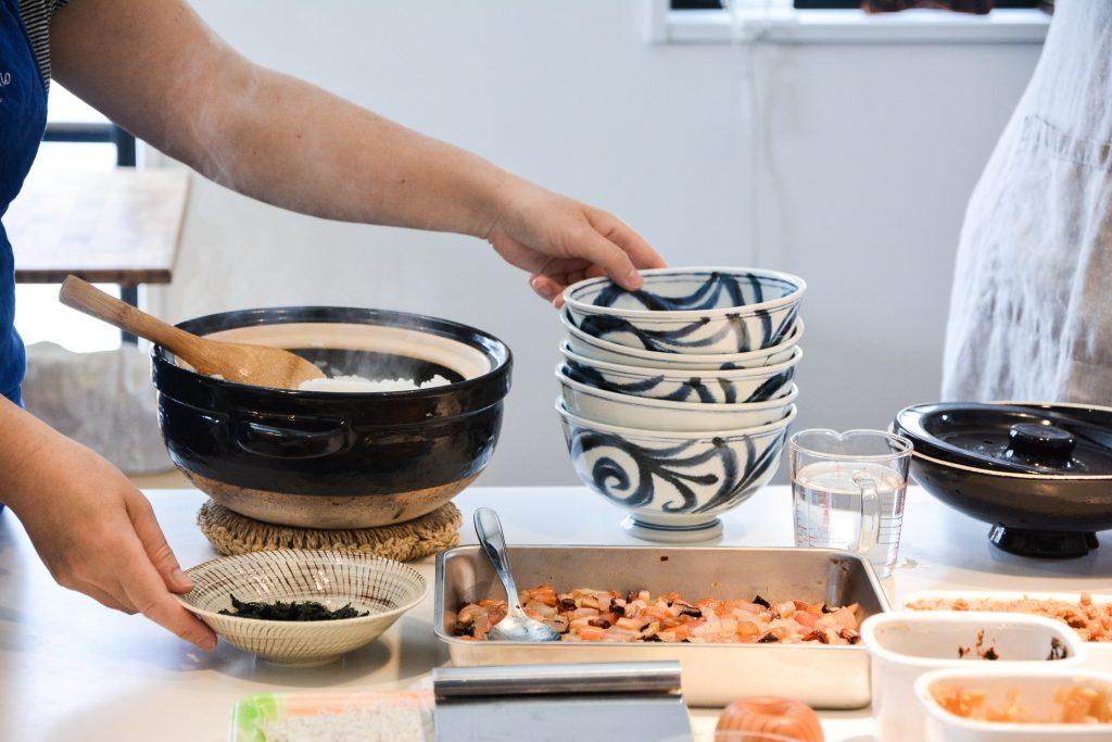 Faire un cours de cuisine japonaise à Tokyo