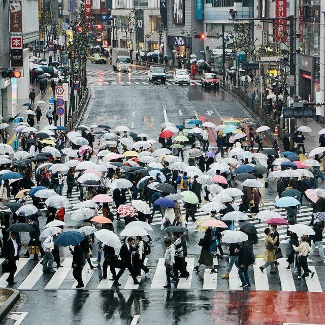 Au Japon il y a la saison des pluies vershellip