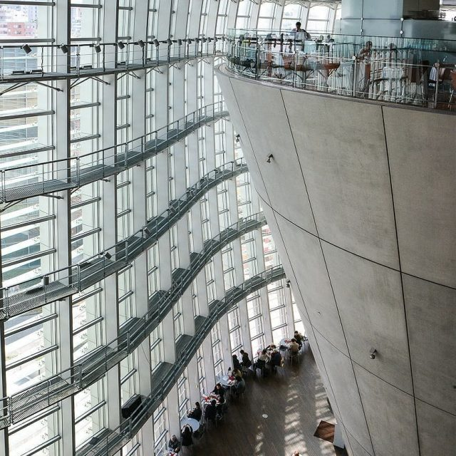 Le centre national des arts de Tokyo est un musehellip