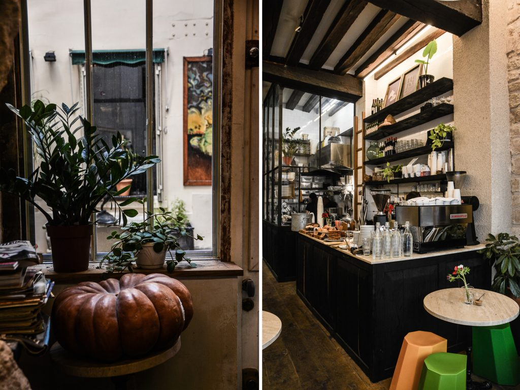 Boot Café, rue des augustins dans le 6ème à Paris