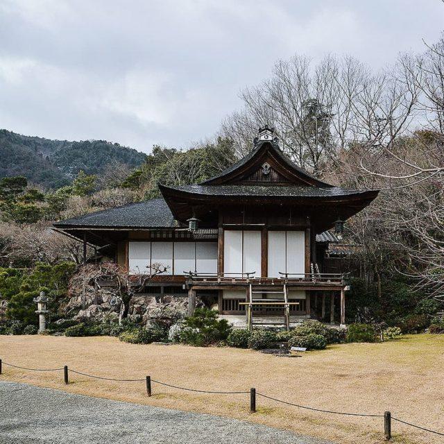 Okochi Sanso est une trs jolie villa qui appartenait hellip