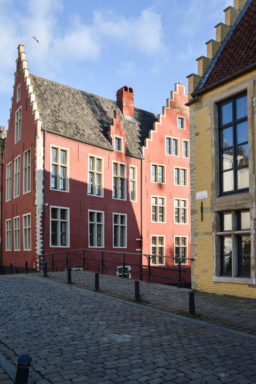 Voyage à Gand en Belgique pour un week end