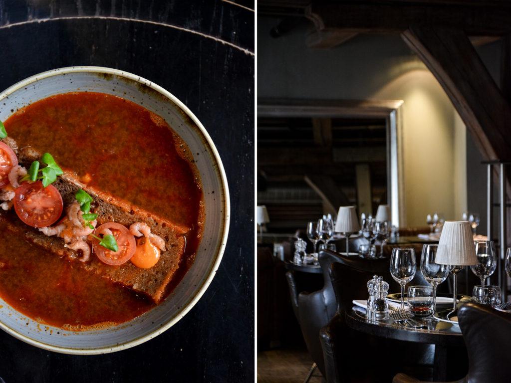 Voyage à Gand en Belgique pour un week end restaurant