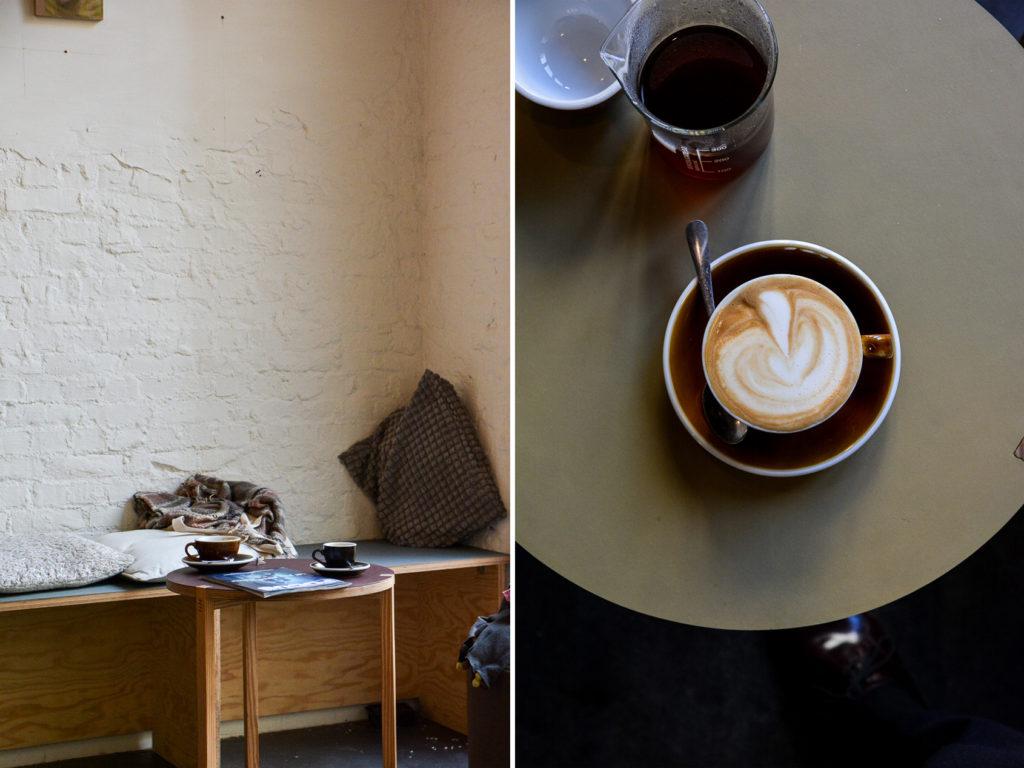 Voyage à Gand en Belgique pour un week end coffee
