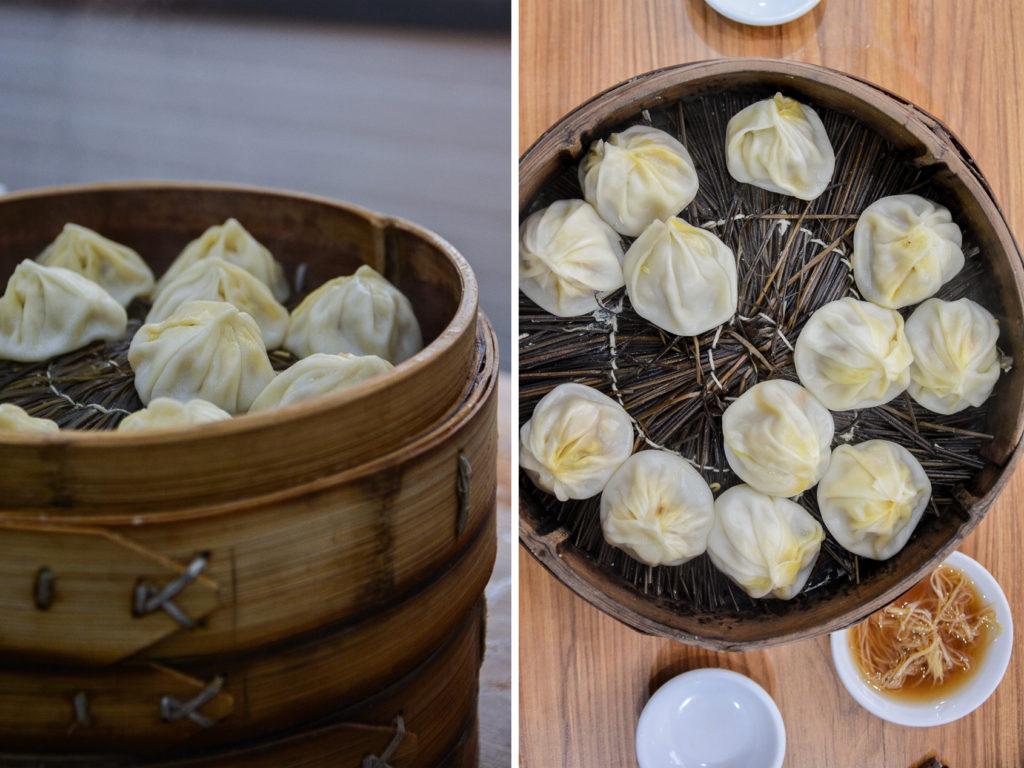 Jia jia tang bao, les meilleurs xiaolongbao de Shanghai