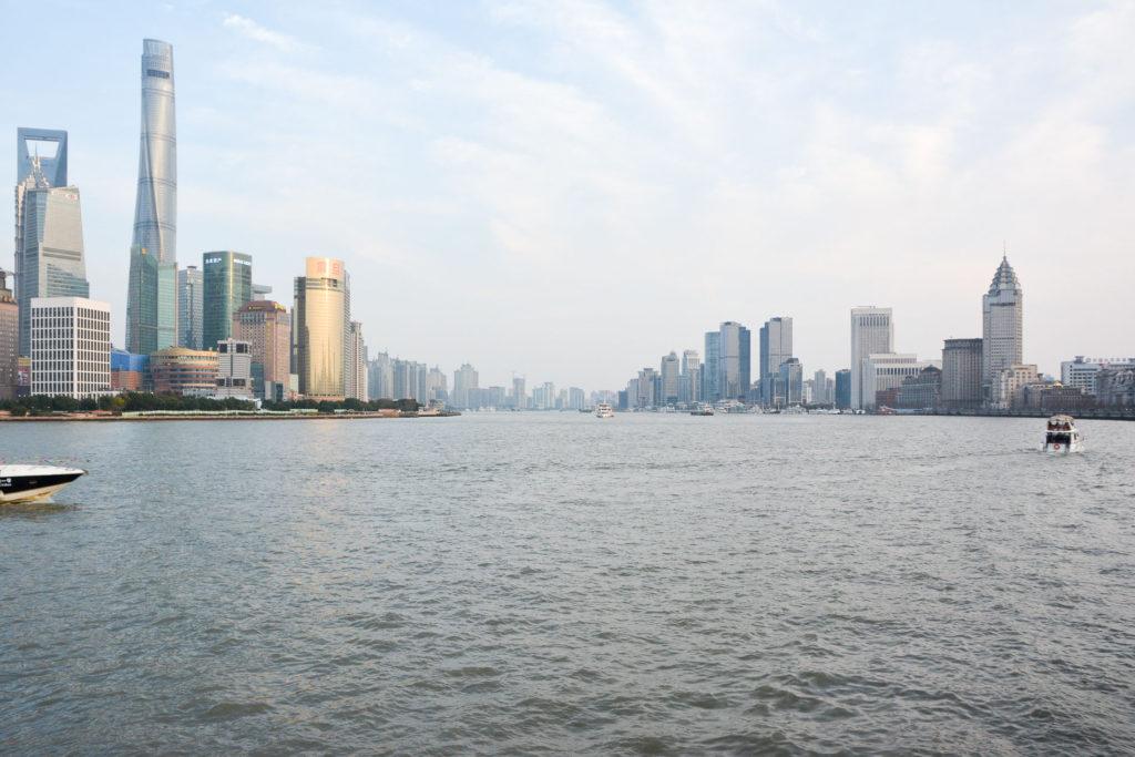 voyage shanghai bund