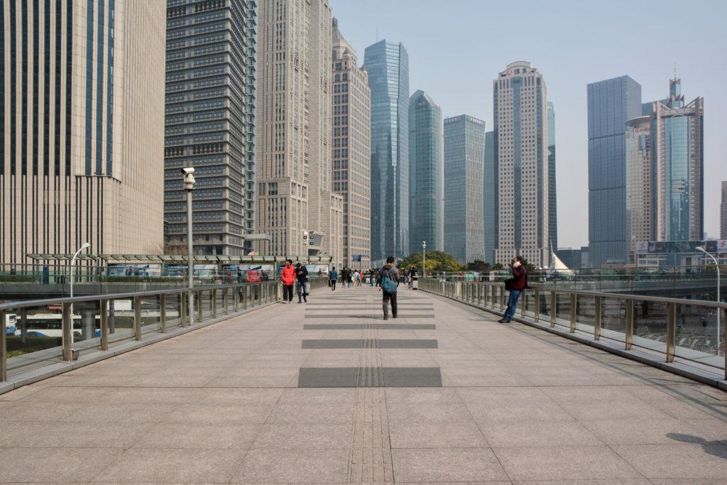 voyage shanghai pudong
