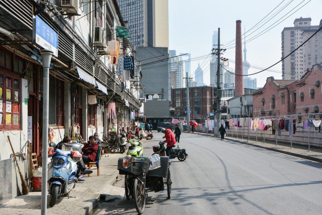 voyage shanghai hongkou