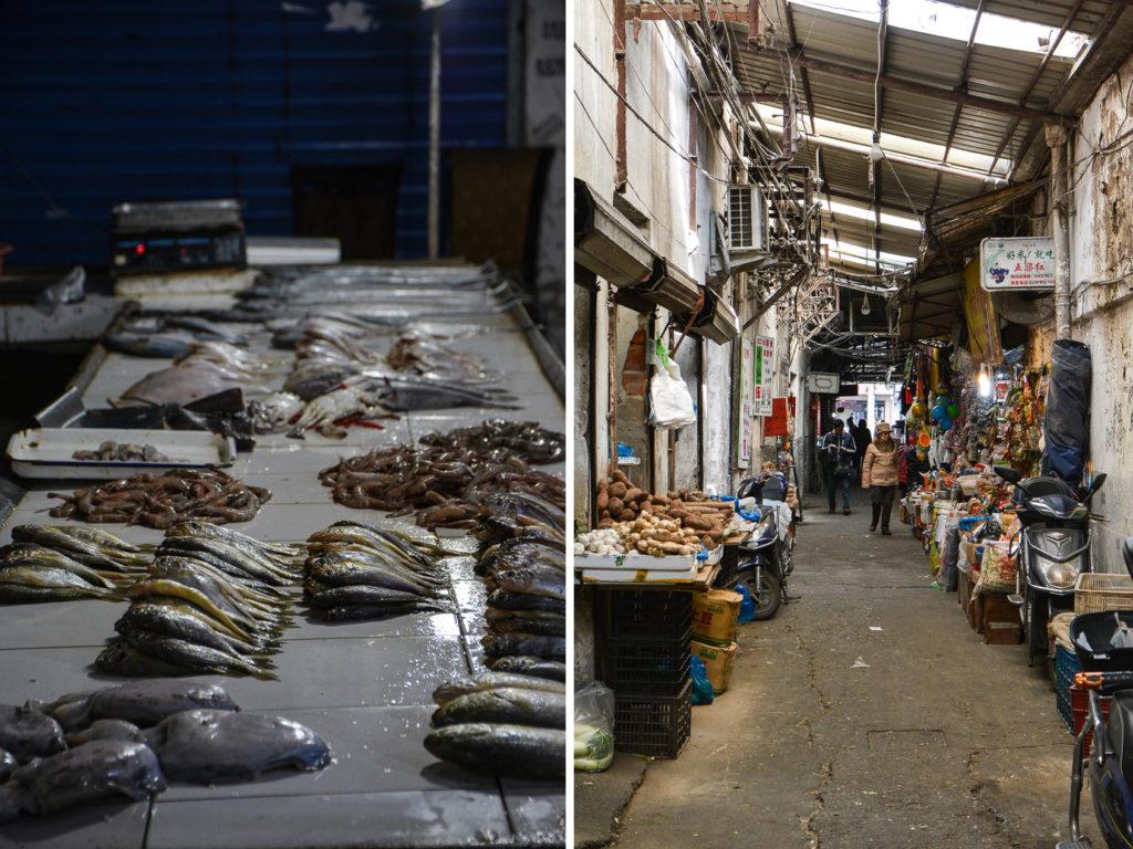 voyage shanghai market