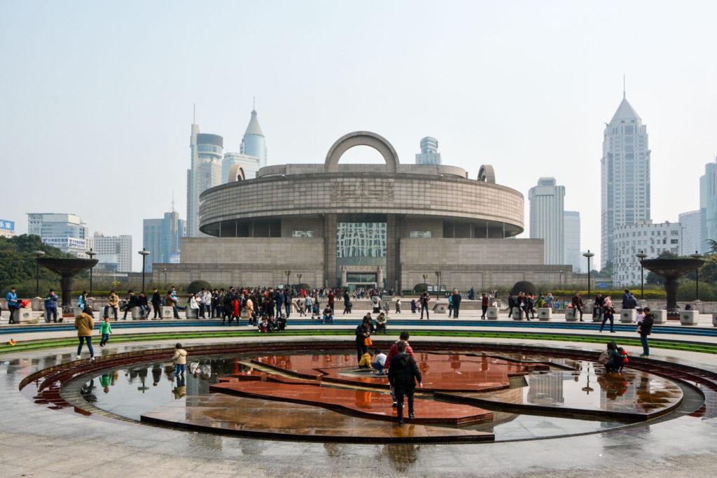 voyage à shanghai avec la place du peuplevoyage à shanghai avec la place du peuple