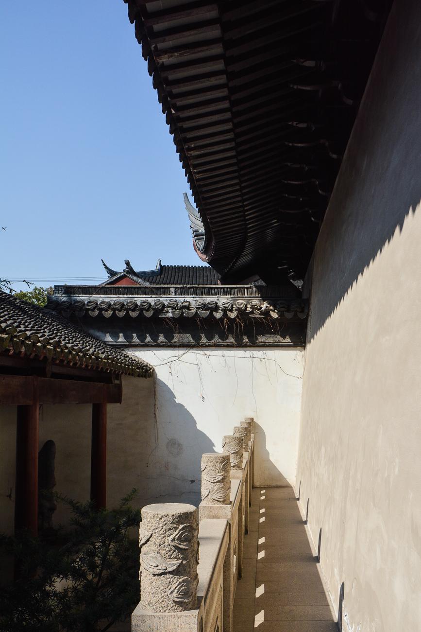 voyage shanghai temple confucius
