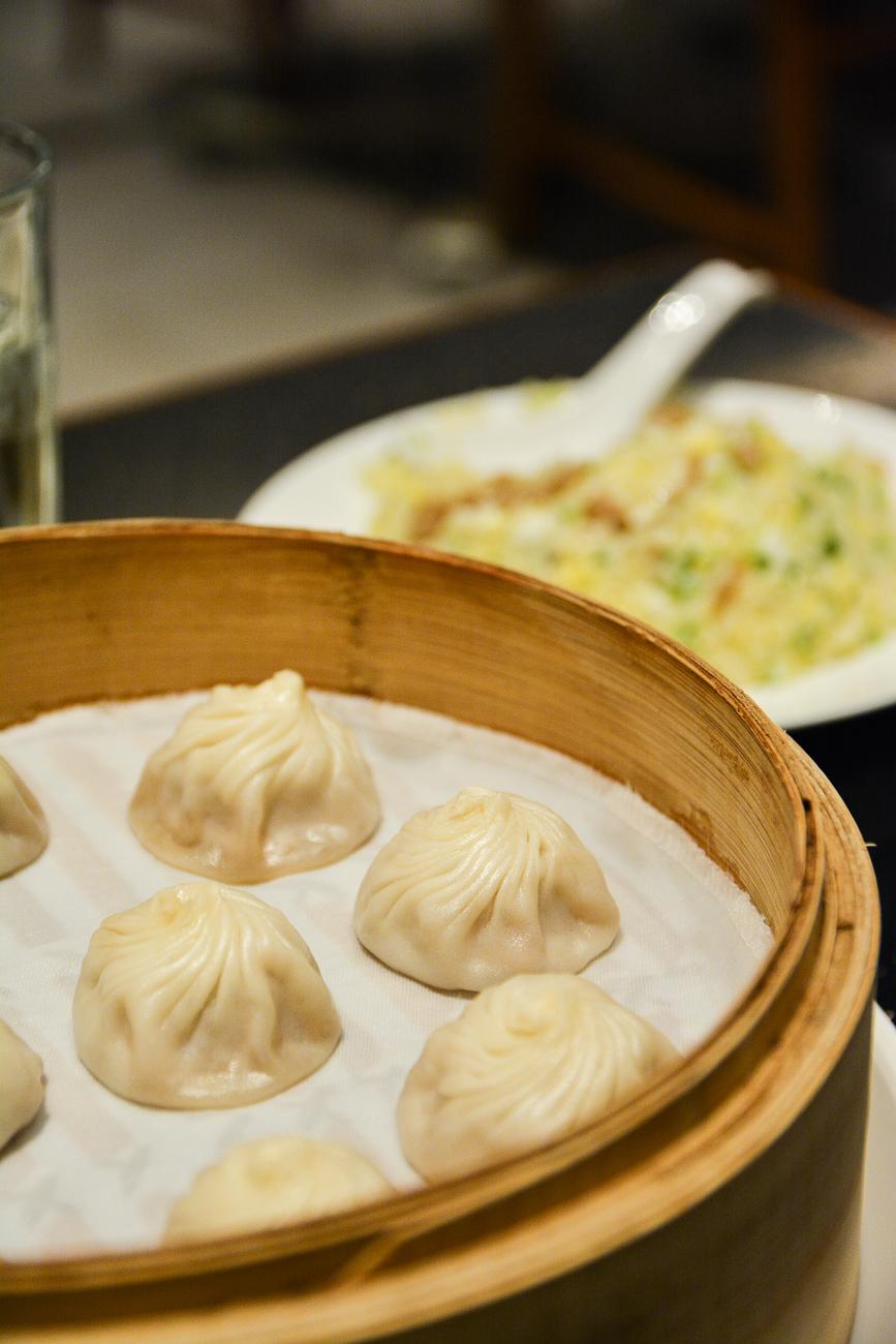 Din Tai Fung à Shanghai