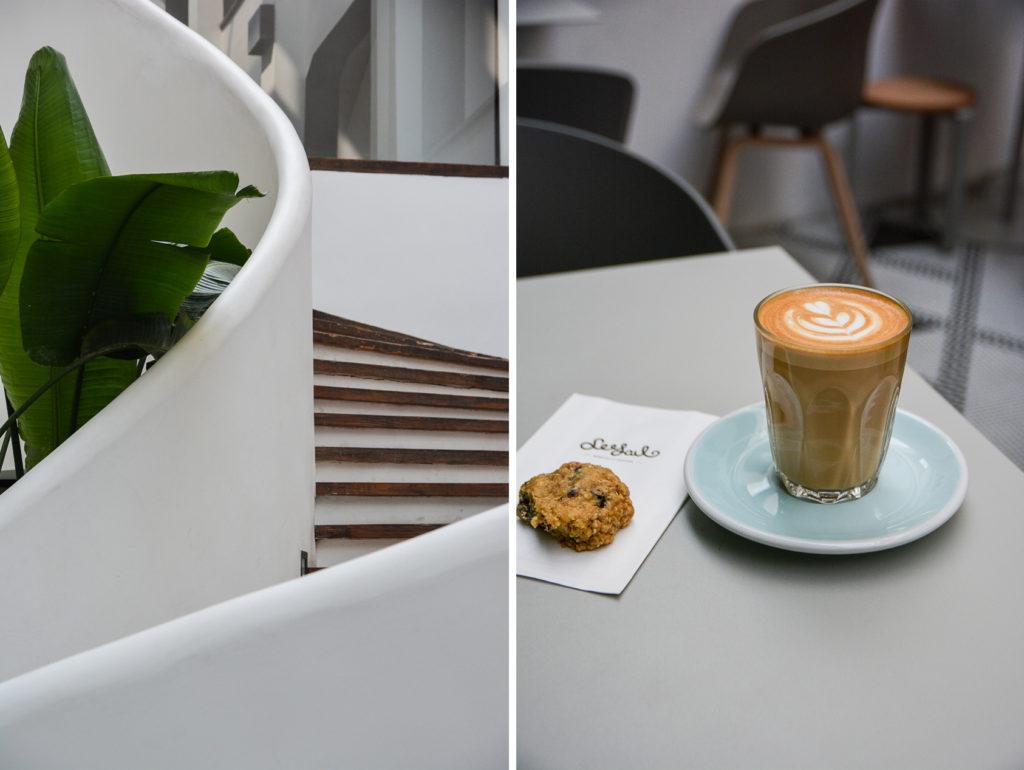 Seesaw cafe à Shanghau