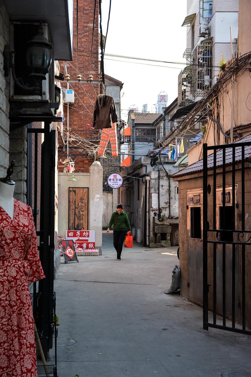 la cité bourgogne à shanghai
