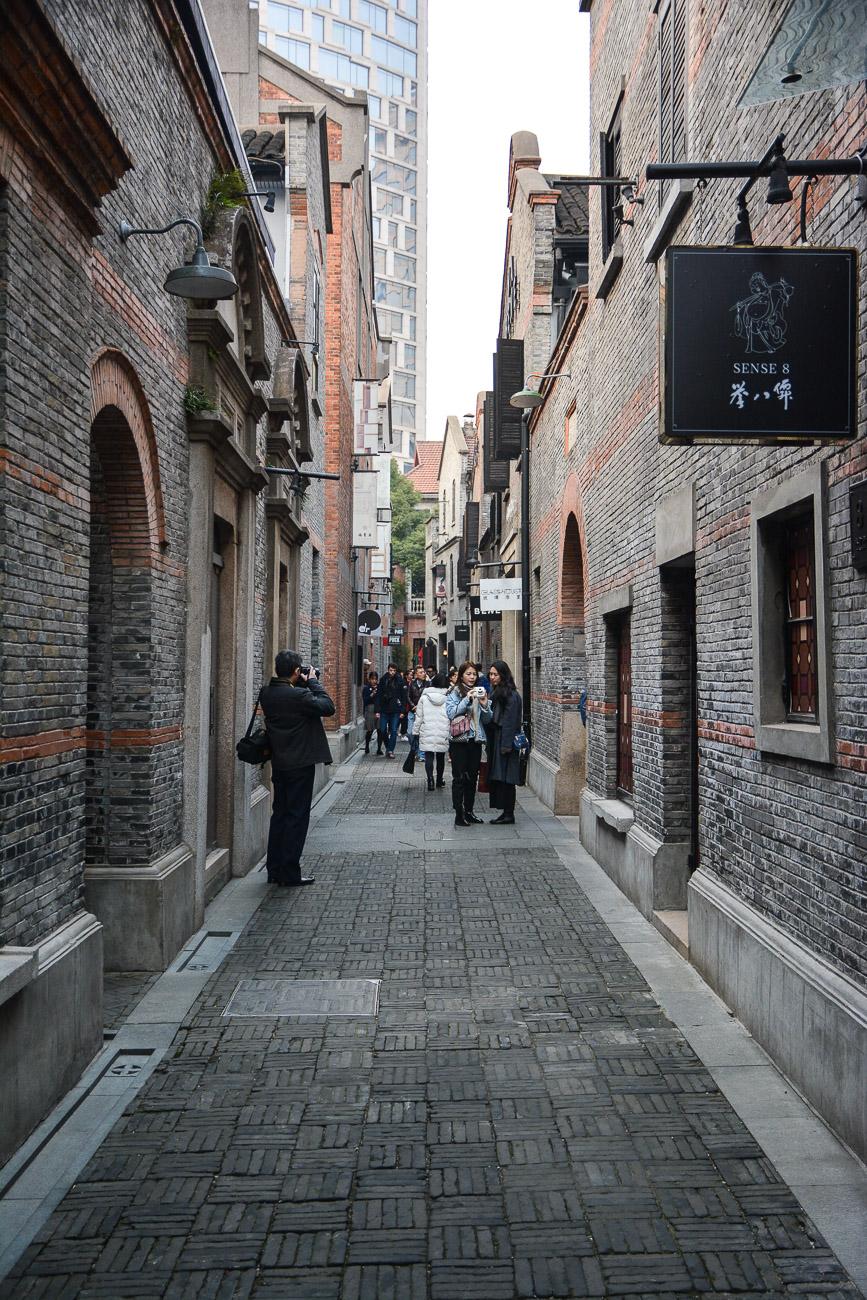 Xintiandi à shanghai