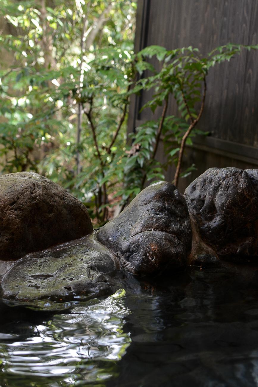 Les onsen au Japon